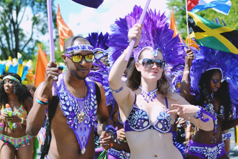 Caribbean Festival (Caribana) 2013 in Photos