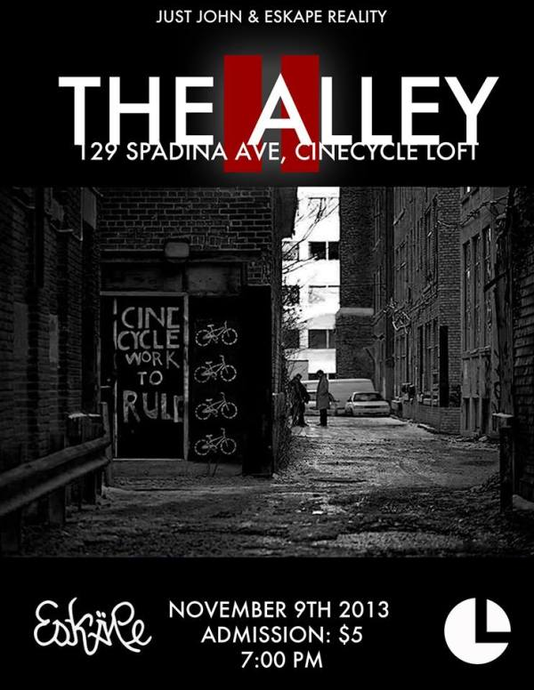 The alley II