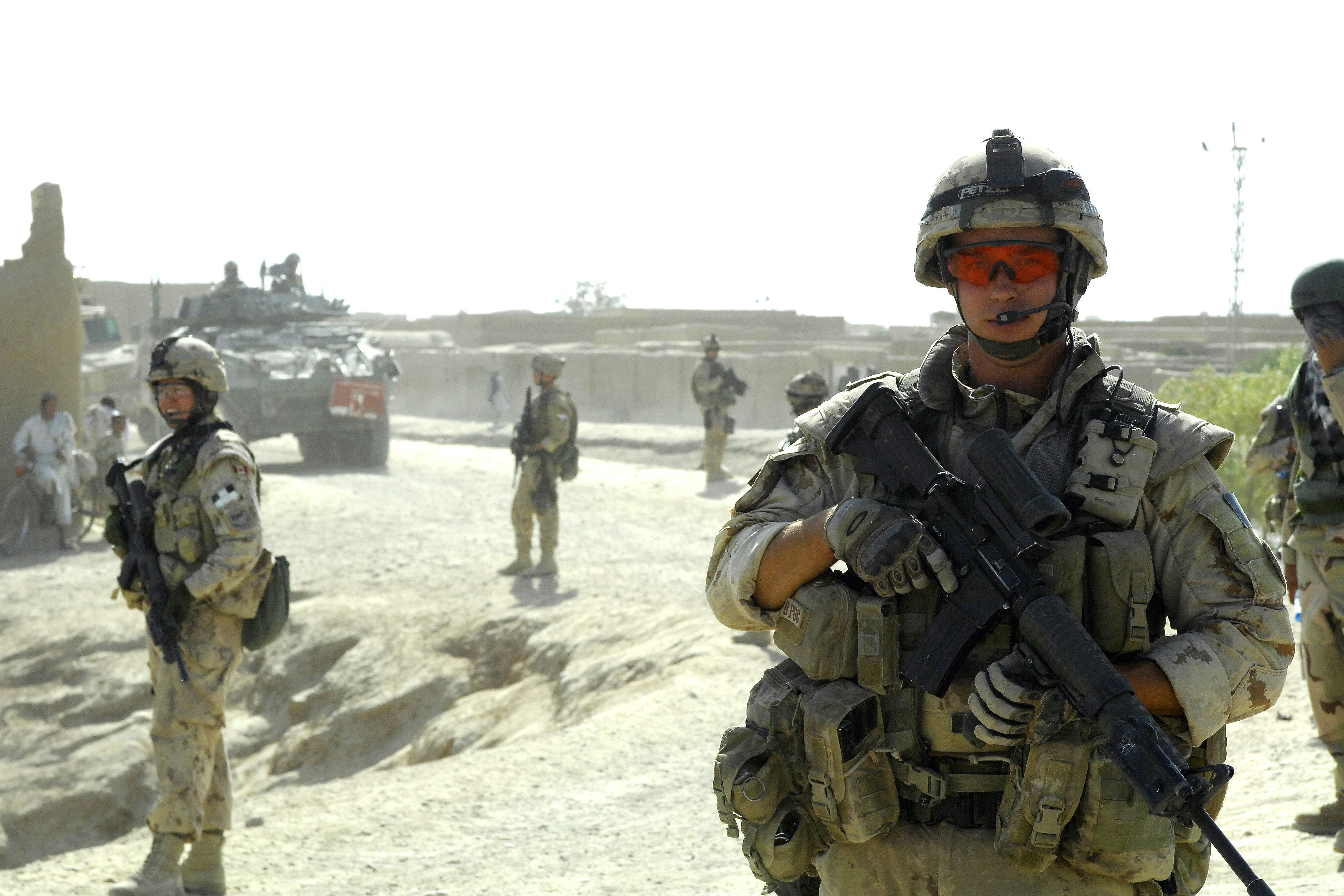essay on canadas role in afghanistan This free miscellaneous essay on essay: canadian involvement in the war in afghanistan is perfect for miscellaneous students to use as an example.