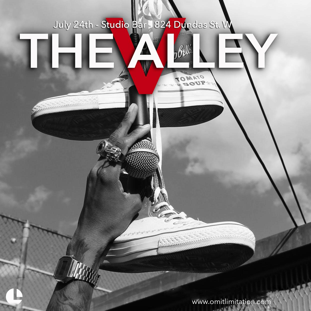 The Alley V @ Studio Bar