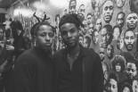 Jah Grey (left), and Olu Seye, c/o Brianna Roye